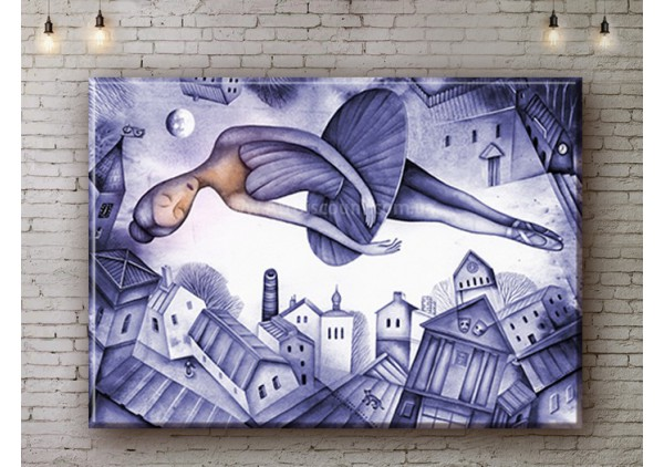 Репродукция картины, печать на холсте со скидкой до -50%, ArtDR0326