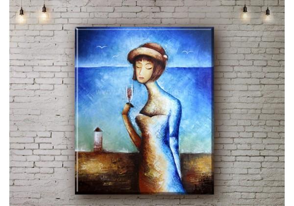 Репродукция картины, печать на холсте со скидкой до -50%, ArtDR0341