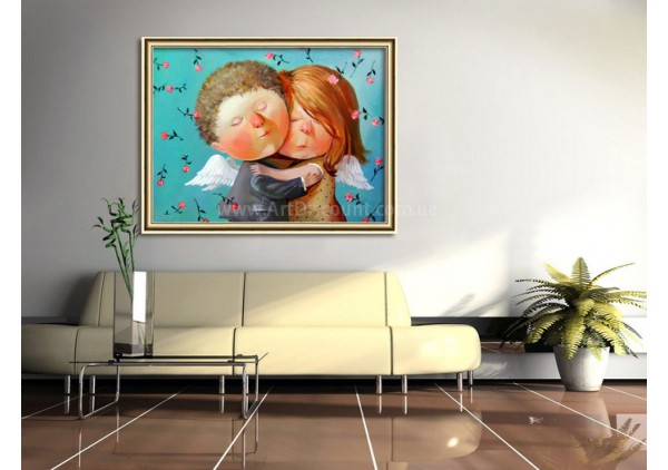 Репродукция картины, печать на холсте со скидкой до -50%, ArtDR1533