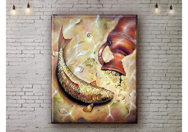 Репродукция картины, печать на холсте со скидкой до -50%, ArtDR0062
