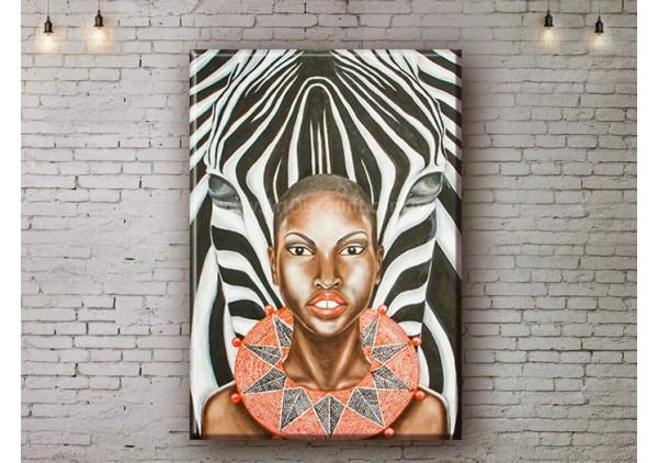 Репродукция картины, печать на холсте со скидкой до -50%, ArtDR0311