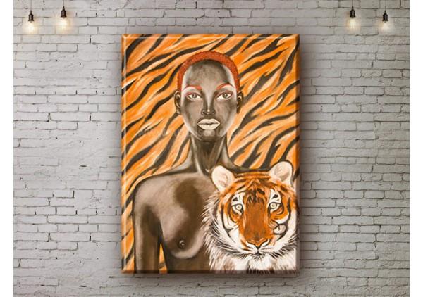 Репродукция картины, печать на холсте со скидкой до -50%, ArtDR0317