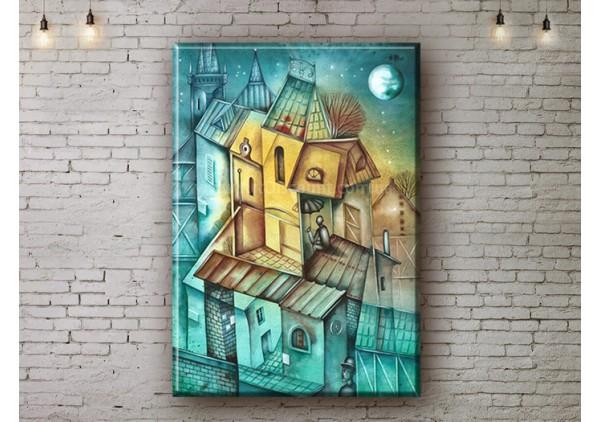 Репродукция картины, печать на холсте со скидкой до -50%, ArtDR0335