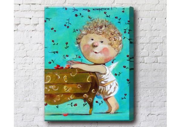 Репродукция картины, печать на холсте со скидкой до -50%, ArtDR1562