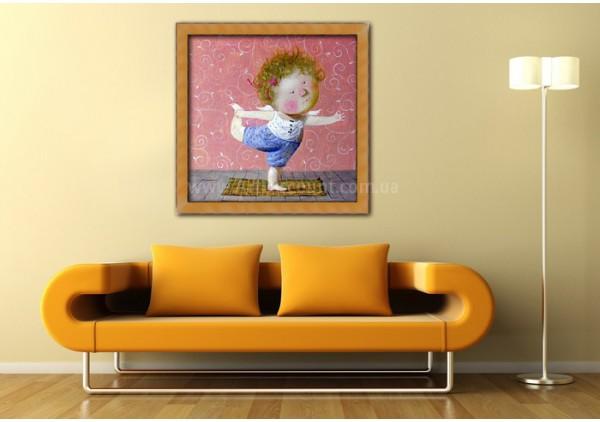 Репродукция картины, печать на холсте со скидкой до -50%, ArtDR1506