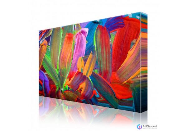Картины абстракции интерьерные AINR0001