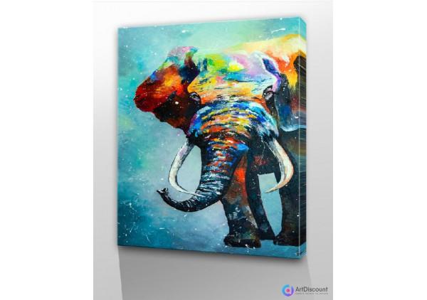 Картины животных AANL0007