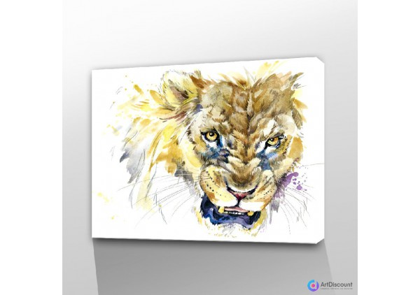 Картины животных AANL0014