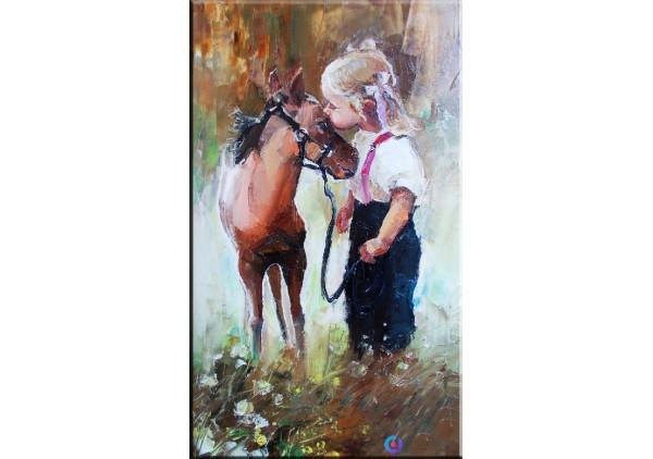 Картины в детскую ACHE0020