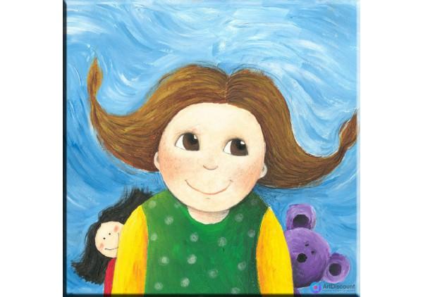 Картины в детскую ACHE0025