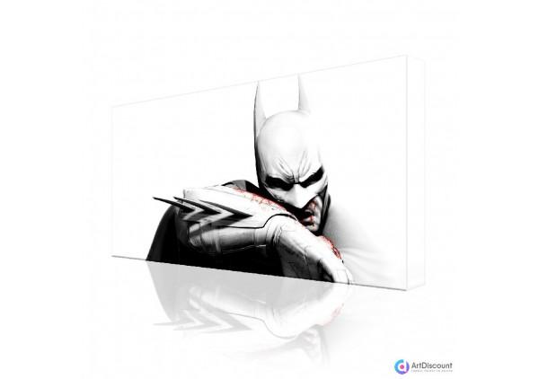Фотокартина на холсте Бетмен ACOM0007