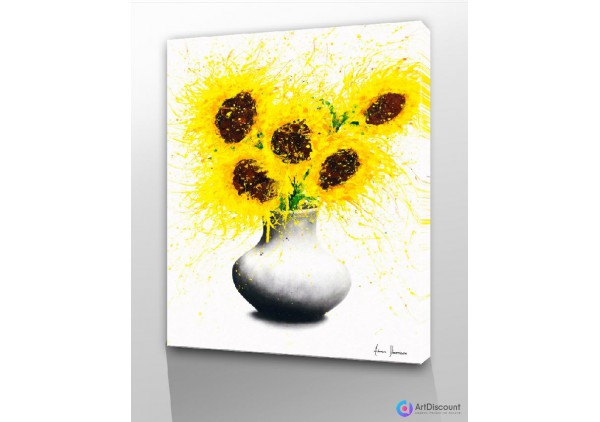 Картина цветы AFLS0001