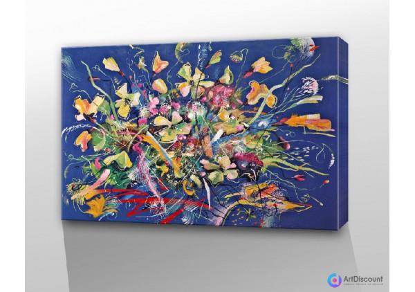 Картина цветы AFLS0002
