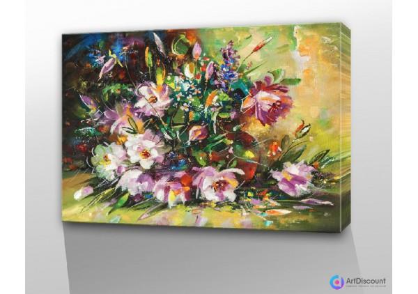 Картина цветы AFLS0003