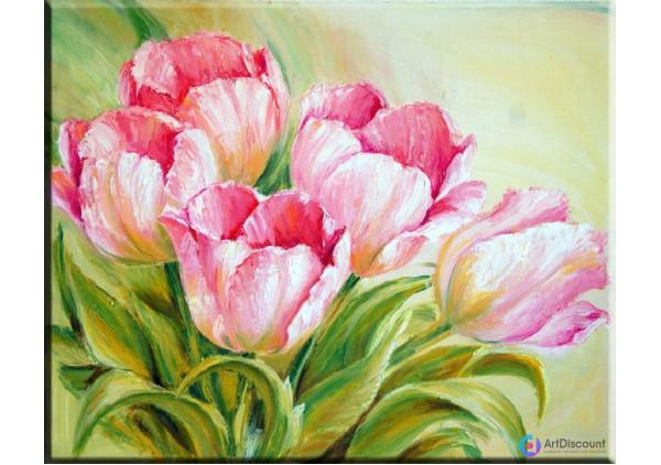 Картина цветы AFLS0009