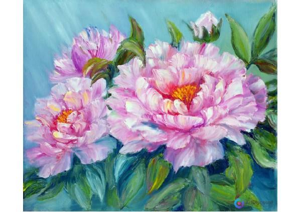 Картина цветы AFLS0012