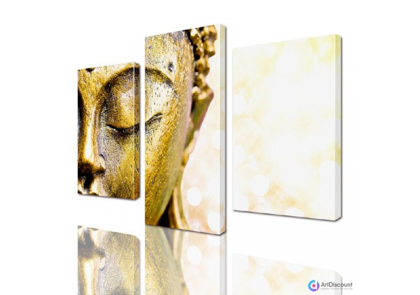 Модульная картина Будда ADA0009