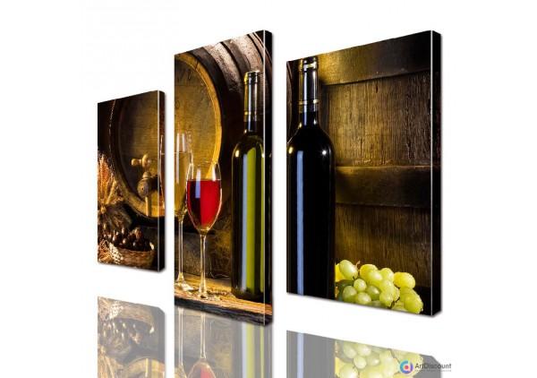 Модульные картины на кухню ADK0008