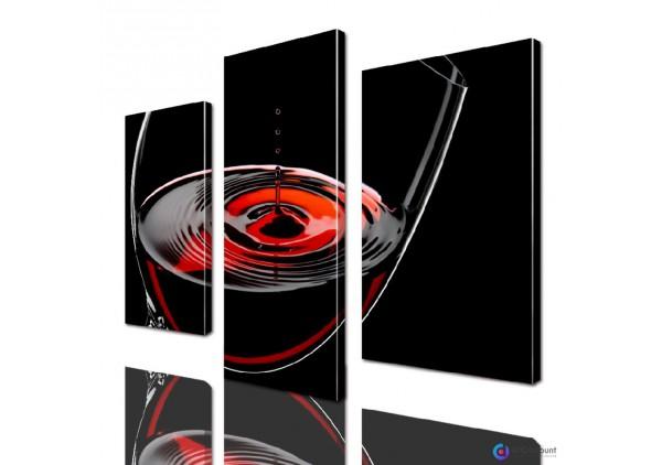 Модульные картины на кухню ADK0012