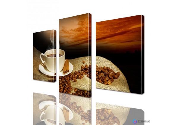Модульные картины на кухню ADK0013