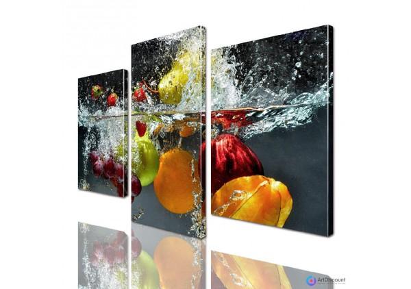 Модульные картины на кухню ADK0022