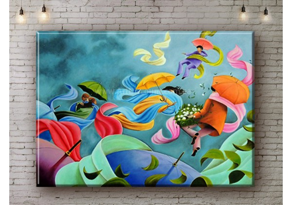 Репродукция картины, печать на холсте со скидкой до -50%, ArtDR0068