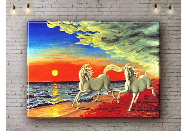 Репродукция картины, печать на холсте со скидкой до -50%, ArtDR0257