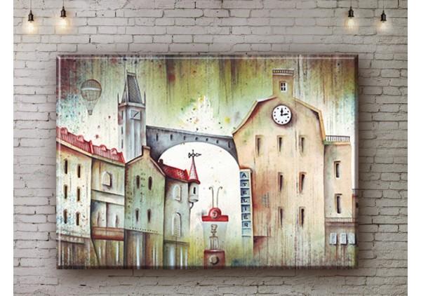 Репродукция картины, печать на холсте со скидкой до -50%, ArtDR0233