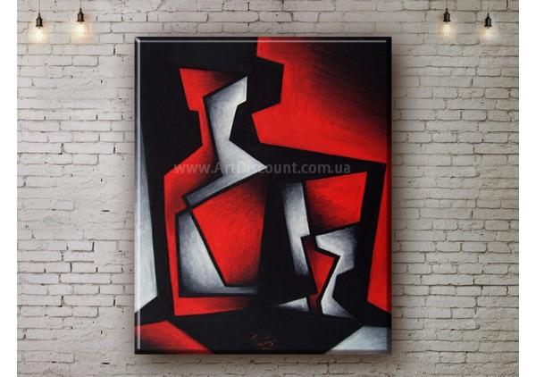 Репродукция картины, печать на холсте со скидкой до -50%, ArtDR0272