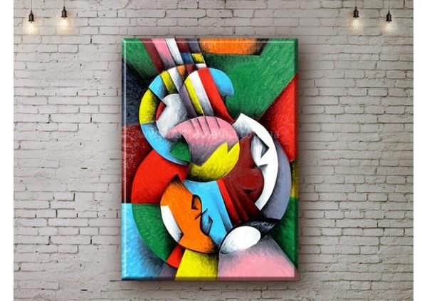 Репродукция картины, печать на холсте со скидкой до -50%, ArtDR0284