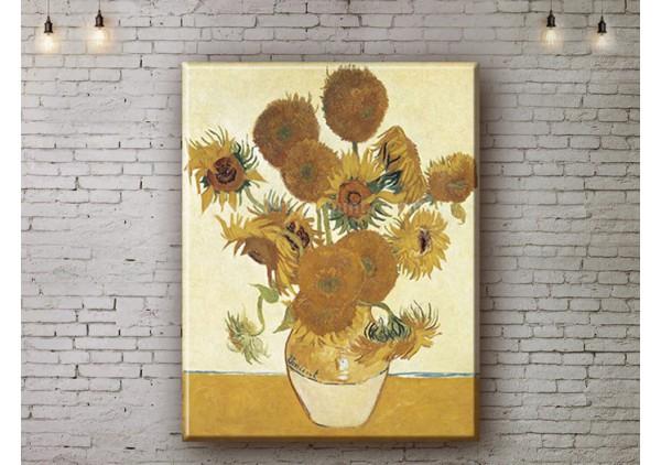 Репродукция картины, печать на холсте со скидкой до -50%, ArtDR0395