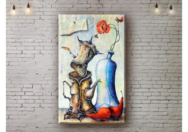Репродукция картины, печать на холсте со скидкой до -50%, ArtDR0037