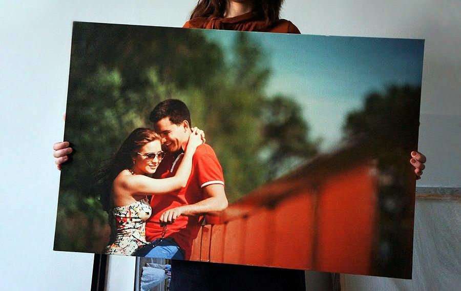 Распечатать фото в большом формате